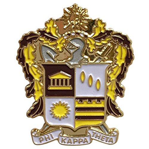 Express Design Group Phi Kappa Theta Color Crest ()