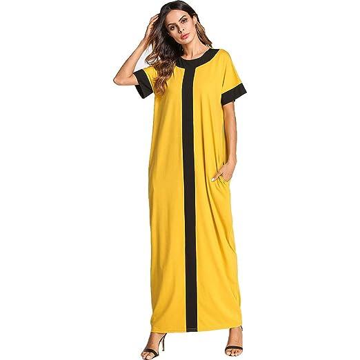 Europa y Medio Oriente de Las Mujeres Costura Vestido de Cuello ...