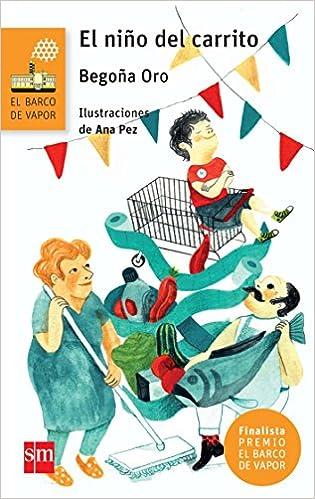 El niño del carrito (Spanish) Paperback – September 1, 2015