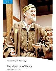 Penguin Readers 4: Merchant of Venice Book & MP3 Pack (Pearson English Graded Readers) - 9781408289563 (Pearson english readers)