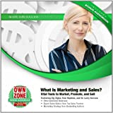 What Is Marketing and Sales?: Vital Tools to Market, Promote, and Sell (Made for Success)(LIBRARY EDITION)