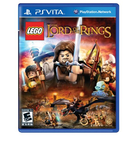LEGO Lord of the Rings - PlayStation Vita (Lego Lord Of The Rings Video Game)
