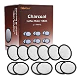 12-Pack Replacement Charcoal Water Filter Disks For Mr Coffee Machines By Sekmet