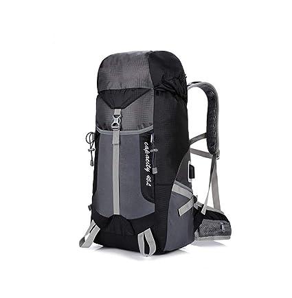 b585bc95232d Amazon.com : JQXB Rucksack Backpack Travel Men and Women USB ...
