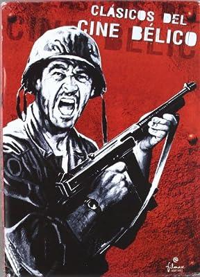 Pack Clasicos Del Cine Belico (4 Dvd): Amazon.es: Varios: Cine y ...