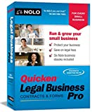 Quicken Legal Business Pro: more info