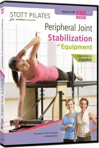 STOTT PILATES Peripheral Joint Stabilization on Equipment (English/Spanish)