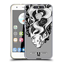 Head Case Designs Android Surreal Portraits Soft Gel Case for ZTE Axon 7 Mini