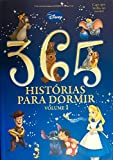 capa de 365 Histórias Para Dormir - Vol.1 - Capa que Brilha no Escuro