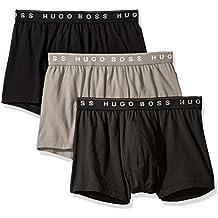 Hugo Boss Men's 3-Pack Cotton Trunk