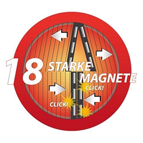 Hervorragend Insektenschutz - Türvorhang mit 18 starken Magneten Mückennetz  WQ49