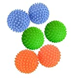 Set Of 4 Reusable Dryer Balls Replace Laundry Drying Fabric Softener