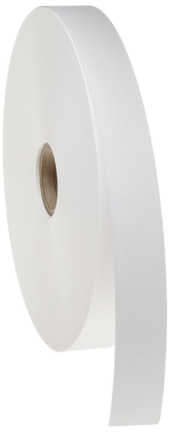 GE Whatman 3001-640 Chr Cellulose Chromatography Paper Roll, 14psi Dry Burst, 130mm/30min Flow Rate, 100m Length x 3cm Width, Grade 1