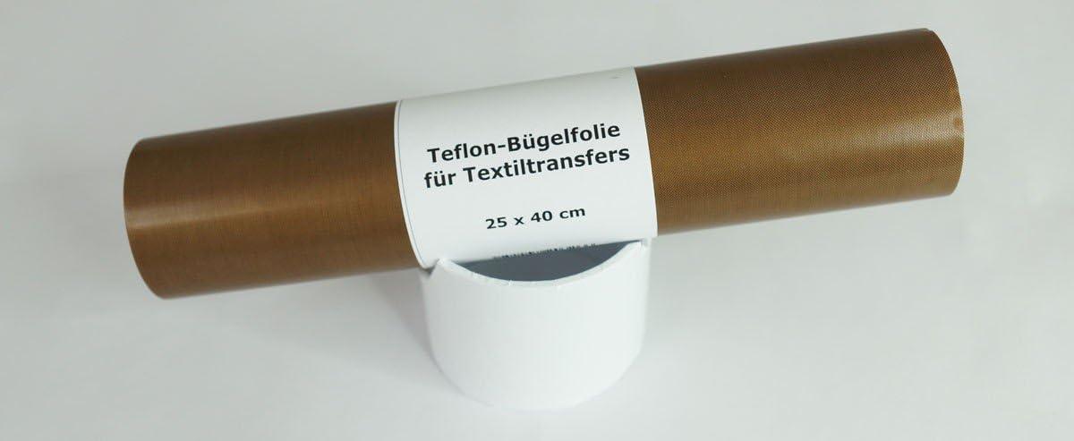25 X 40 Cm vida de teflón para planchar Protector de pantalla para Soft Carrying nsfer: Amazon.es: Hogar