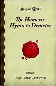 Homeric Hymn to Demeter