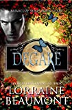 DEGARE : Briarcliff Series : Book Three: Paranormal Dark Fantasy