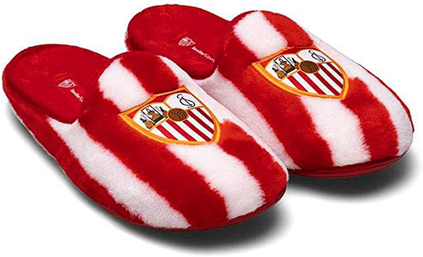 Zapatillas Oficiales Sevilla FC Rayas: Amazon.es: Zapatos y ...