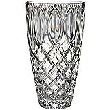 """Waterford Crystal Grant Vase, 10"""""""