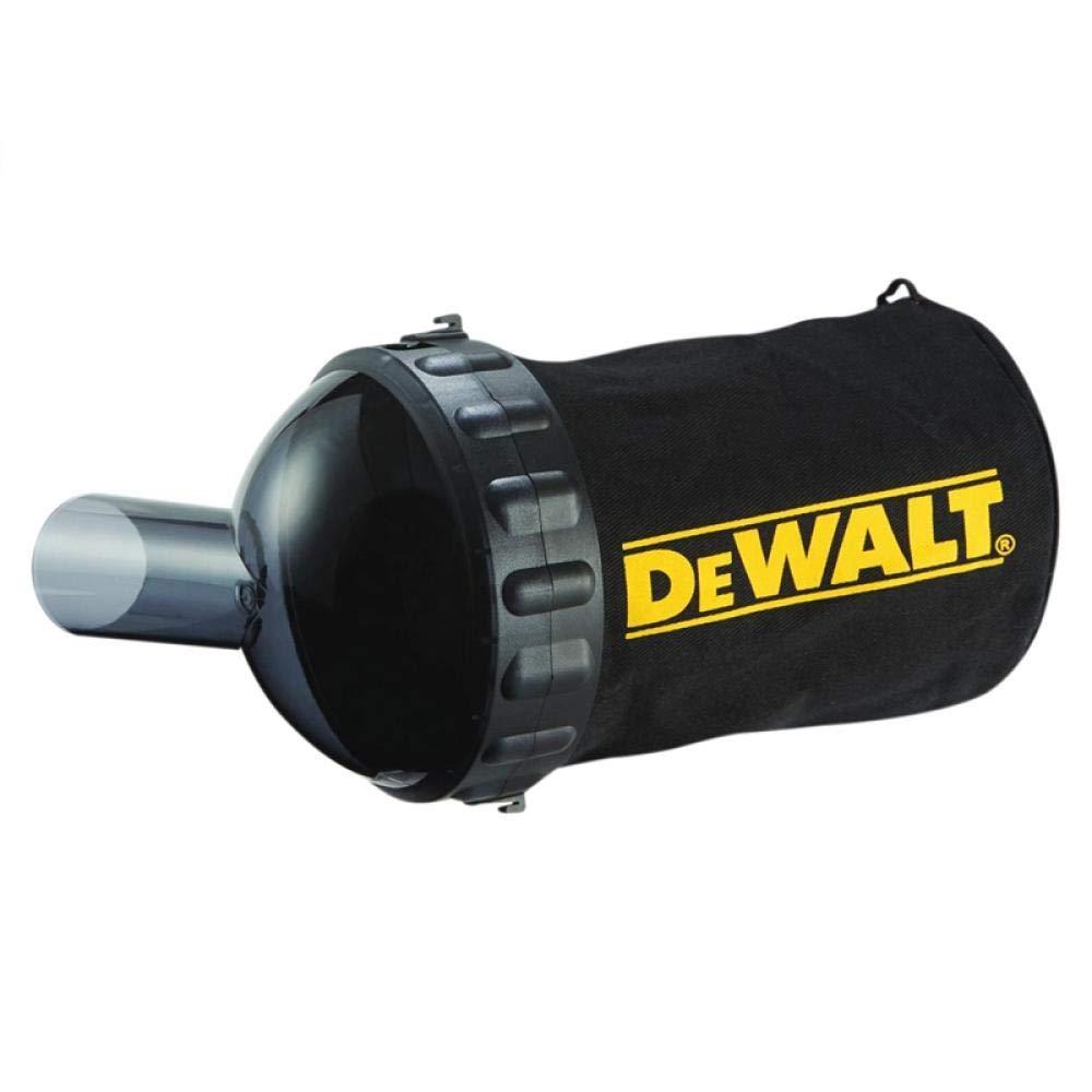 Dewalt DWV9390-XJ Bolsa de Polvo para Cepillo sin Cable DCP580