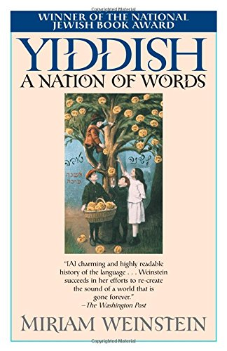 Yiddish: A Nation Of Words