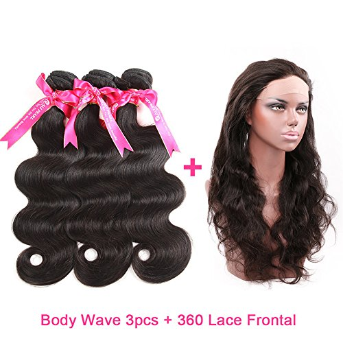 Ali-Pearl-Hair-preplucked-360-Lace-Frontal-closure-With-Bundles-Body-Wave-Brazilian-Virgin-Hair-Full-Lace-22542-Unbleached-Knots-Body-Wave-Natural-Color