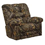 Cloud Nine Chaise Recliner Color: Mossy Oak Review