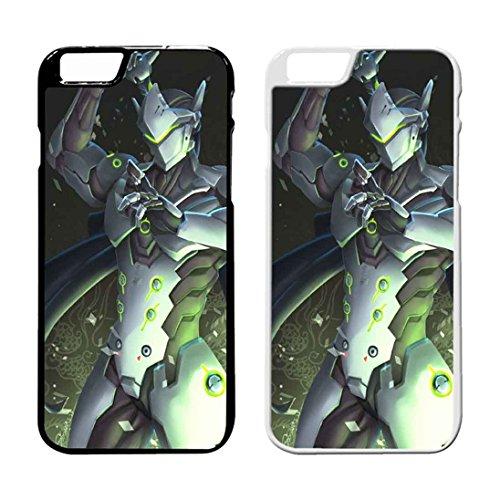 Genji Overwatch 4 Funda iPhone Case Funda iPhone 6 Plus Case ...