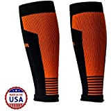 MudGear Compression Calf Sleeves - Graduated...