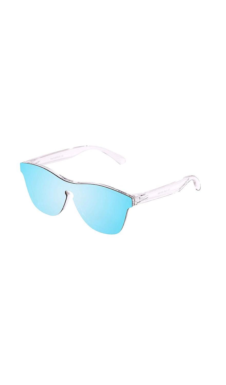 Amazon.com: Gafas de sol con espejo de Wayfarer, diseño ...