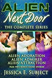Alien Next Door: The Complete Series: Sci-Fi Alien Romance