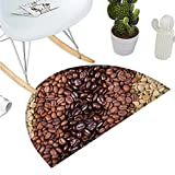 Best Garden-Outdoor Coffee Beans - Kitchen Semicircle Doormat Selection of Fresh Roasted Review