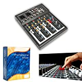 Professional 4/7 Channel Live Studio Audio Sound USB Compact...