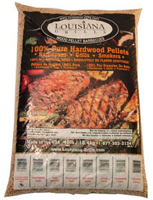 Dansons 55405 Competition Blend Hardwood Barbeque Pellets, Maple, Hickory, Cherry, 40-Lbs. - Quantity 50