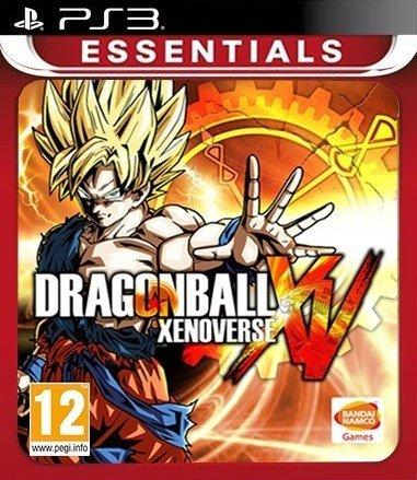 Dragon Ball XenoVerse (PS3) (Game Ps3 Dragon Ball Z)