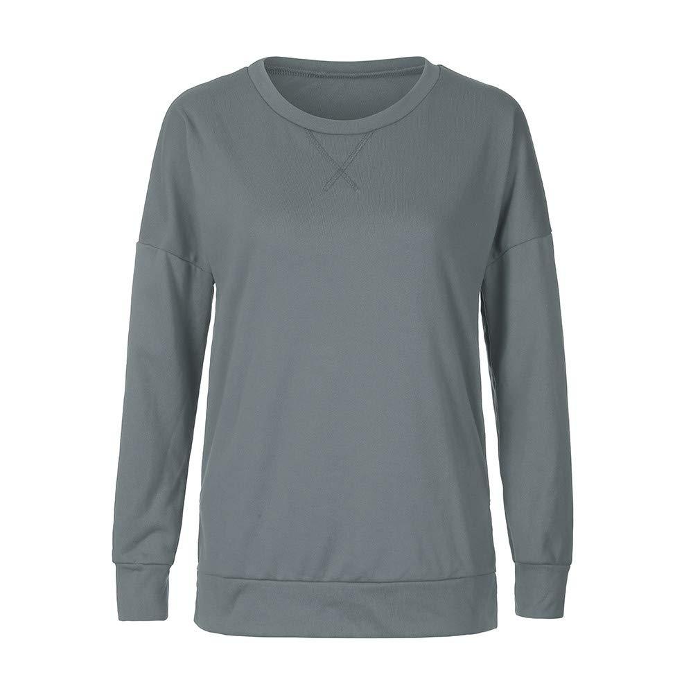 ... Suelta Jerseys Suéter Largo Asimetrico Cardigan Irregular Parka Jacket Outerwear Pullover Camiseta Blusa Kimono Top Otoño: Amazon.es: Ropa y accesorios