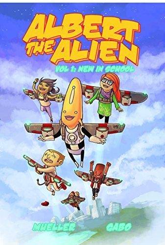 Albert the Alien 1: New in School
