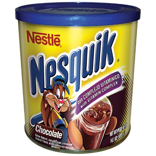 NESTLE NESQUIK Chocolate Flavor (Pack of 12)