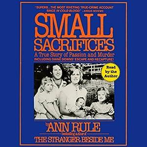 Small Sacrifices Audiobook