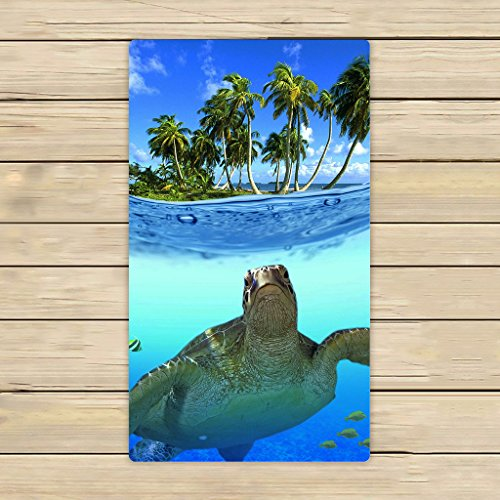 Excellent Sea Turtle Towels | Kritters in the Mailbox | Sea Turtle Towel QN37