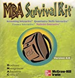 img - for GMAC MBA Survival Kit (4 CD-set) by McGraw-Hill Irwin / GMAC (2004-04-03) book / textbook / text book