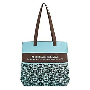 Amazon.com: Ser fuerte bolsa de báscula de ventilador azul ...