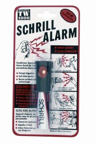Chillona alarma//alarma de ataque//sonido estridente