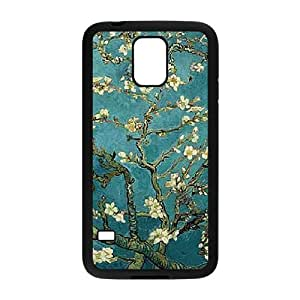 samsung galaxy s5 case (TPU), Van Gogh paintings Cell phone case Black for samsung galaxy s5 - FGHJ8966224