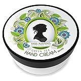COUNTDOWN DEAL / SALE! Miss Jane Austen's Moisturizing Green Tea Hand Cream with Organic Oils -- immaculate gift, book companion present