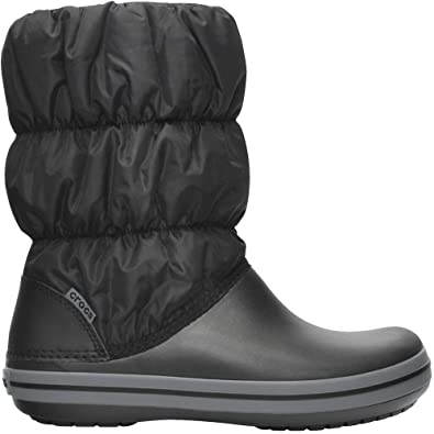 Crocs Femme Winter WomenBottes Boot Neige De Puff Aj4qc5L3R