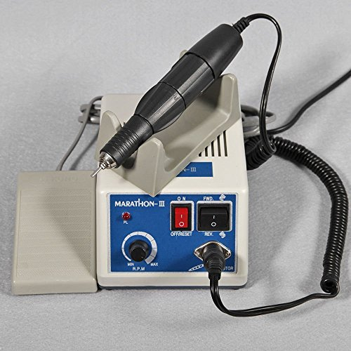 Handpiece System (APHRODITE N3 MICROMOTOR MARATHON -III Electric 35000 RPM Handle Polishing all in US STOCK by East)