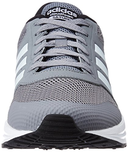 Trainers adidas Men Cloudfoam 40 Saturn for Grey PqZEnqHxwg