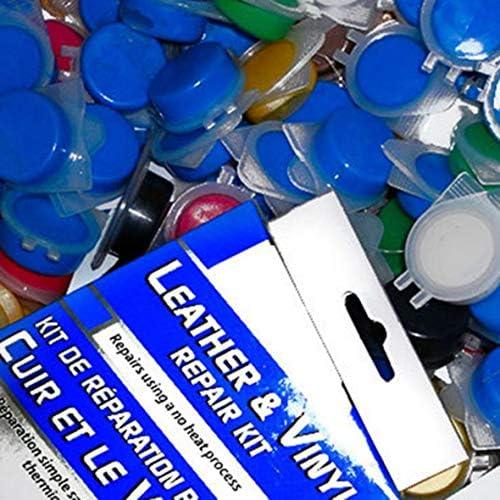 Tivollyff オートカーシートソファコート穴スクラッチクラック修理キットクリエイティブPU人工皮革DIY修理ツールセット