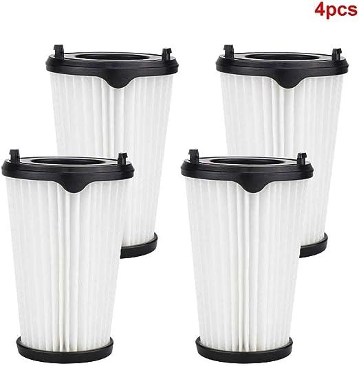 Gcdn 4 Packs Filtro para AEG CX7-2 Aspiradora, con 1 Cepillo, Filtro Compatible para CX7 AEF150: Amazon.es: Hogar