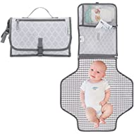 Baby Changing Pad, Portable Diaper Changing Pad, Diaper...